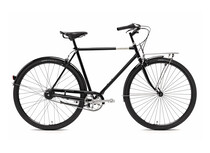 Creme Caferacer Men Doppio 7-speed black